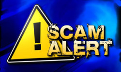 Scam targeting the elderly