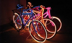 Switch on your bike lights