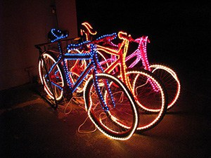 site - light up your bikes
