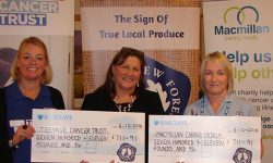 Food Quiz supports charities