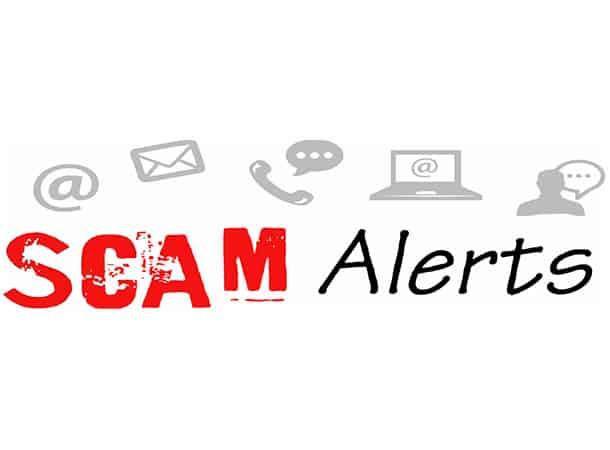 scam alerts - bogus trading standards officers