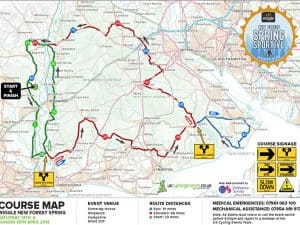 Wiggle New Forest Spring Sportive